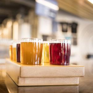 VIKINGS vs. SAINTS @ Venn Brewing Company