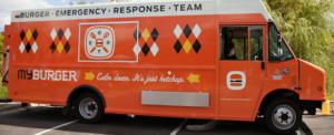 MY BURGER USA - Food Truck @ Venn Brewing Company