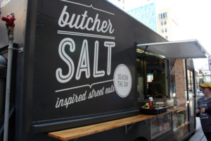 BUTCHER SALT - Food Truck @ Venn Brewing Company