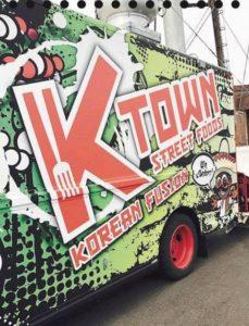 K-TOWN STREET FOODS - Food Truck @ Venn Brewing Company