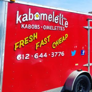KABOMELETTE - Food Truck @ Venn Brewing Company