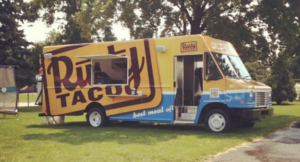 RUSTY TACO - Food Truck @ Venn Brewing Company