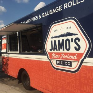 JAMO'S NEW ZEALAND PIE CO - Food Truck @ Venn Brewing Company