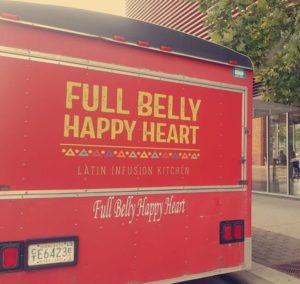 FULL BELLY HAPPY HEART - Food Truck @ Venn Brewing Company