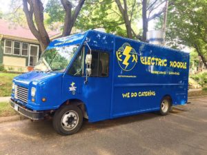 ELECTRIC NOODLE - Food Truck @ Venn Brewing Company