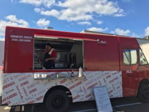 PHAL'S BEST STEAK & GYROS - Food Truck @ Venn Brewing Company