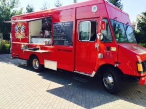 THE SIZZLING WAGON - Food Truck @ Venn Brewing Company