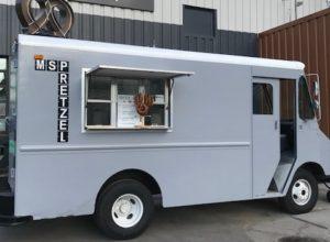 MSP PRETZEL - Food Truck @ Venn Brewing Company