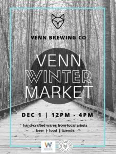 VENN WINTER MARKET @ Venn Brewing Company